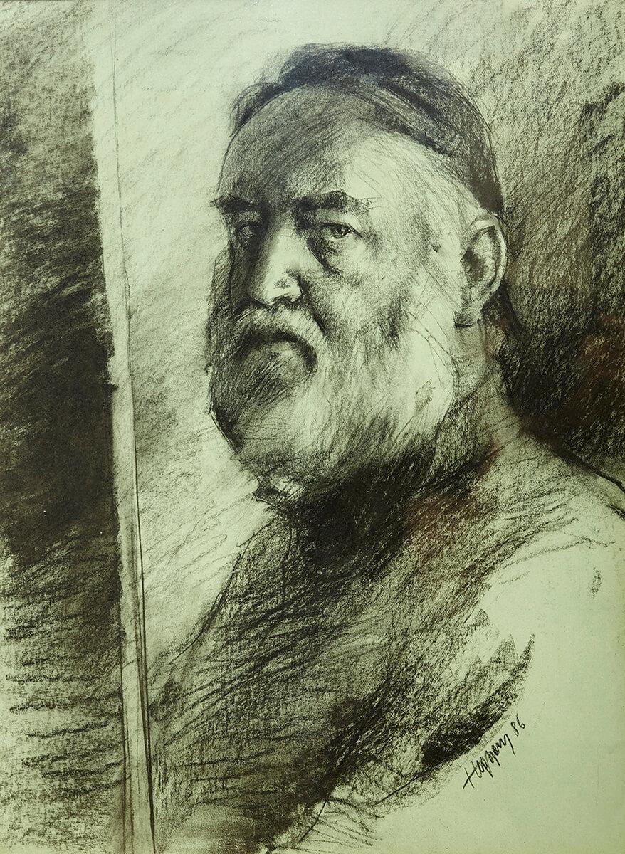 gallery-image-Autoportrét IV
